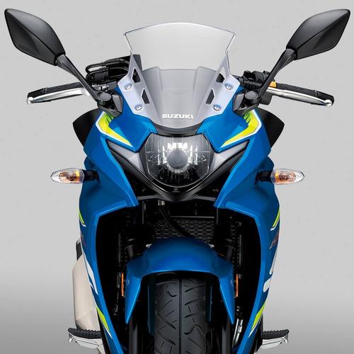 motocicleta suzuki gsx-250r 2018 nueva