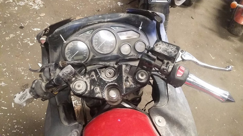 motocicleta suzuki katana 750 partes, etc, 2001 deportiva