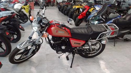 motocicleta tank hurricane tk 150-7