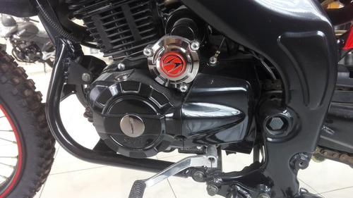 motocicleta todo terreno enduro 250