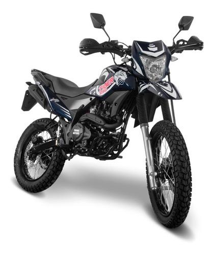 motocicleta torino motors tiger 250 negro