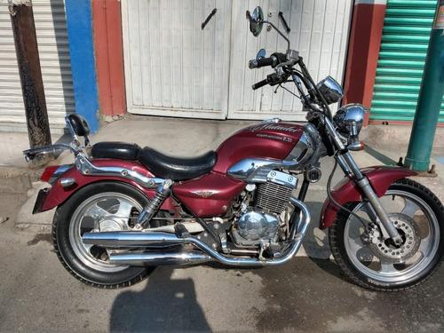 motocicleta toromex  matador 250cc 2007