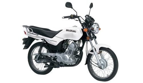 motocicleta trabajo suzuki ax4 45 km/l 2018