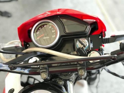 motocicleta trail, enduro 250cc nueva