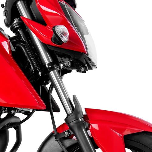 motocicleta tvs rtr 160 4v azul