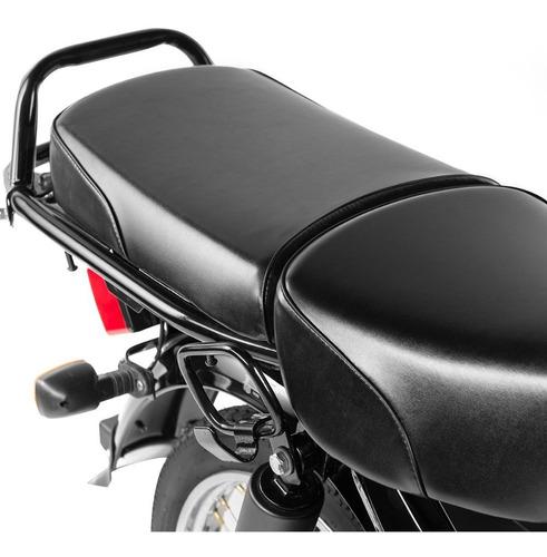 motocicleta tvs xl 100 negro