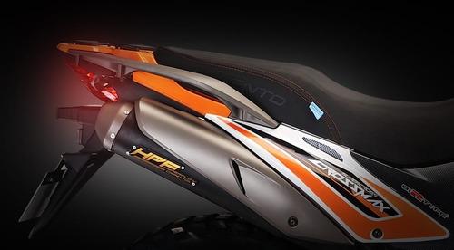 motocicleta vento crossmax 250