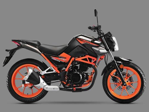 motocicleta vento nitrox 200