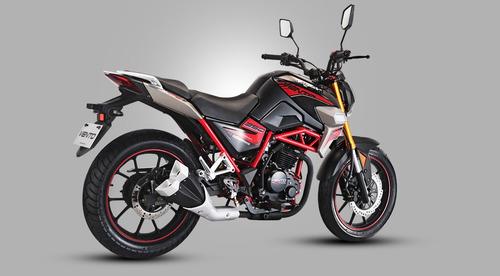 motocicleta vento nitrox 250