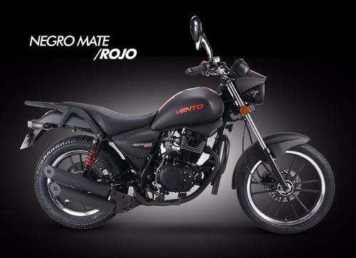 motocicleta vento rebellian 200 cc a crédito seguro gratis