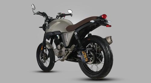 motocicleta vento rocketman 250