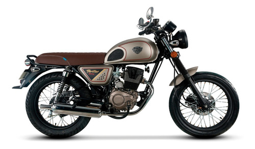 motocicleta vento thriller 200