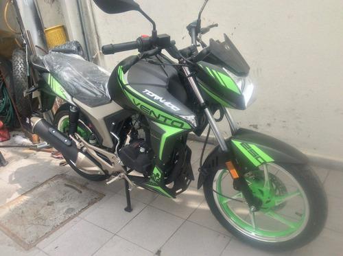 motocicleta vento tornado 250cc, 2018