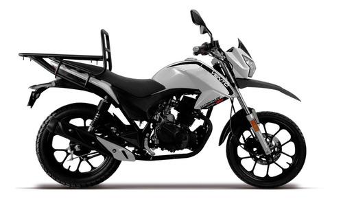 motocicleta vento workman 250