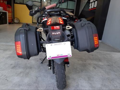 motocicleta x-trail 250cc doble proposito