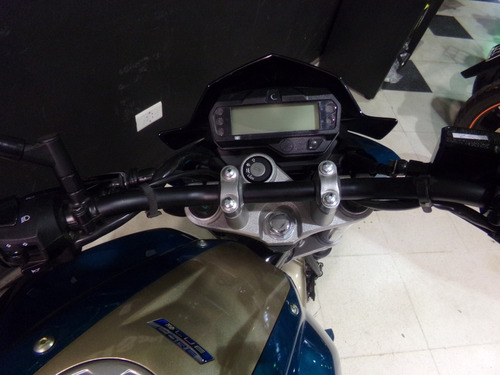 motocicleta yamaha fz fi sport 2018 0km