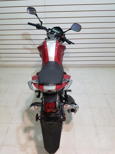 motocicleta yamaha fz fi sport bordo 0km
