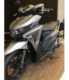 motocicleta yamaha neo 125 2017 prata