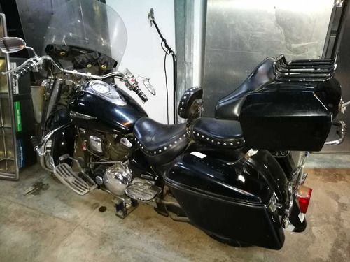 motocicleta yamaha road star!
