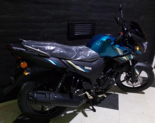 motocicleta yamaha sz rr 150 2018 azul 0km