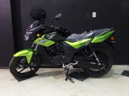 motocicleta yamaha sz rr 150 2018 verde clara 0km