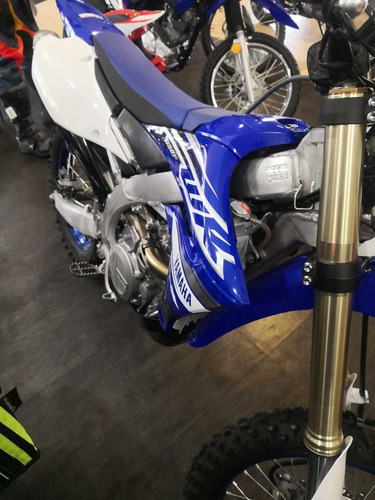 motocicleta yamaha wr450f - unidad nueva