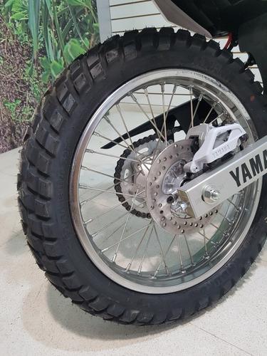 motocicleta yamaha xtz 250 2018 0km blanca