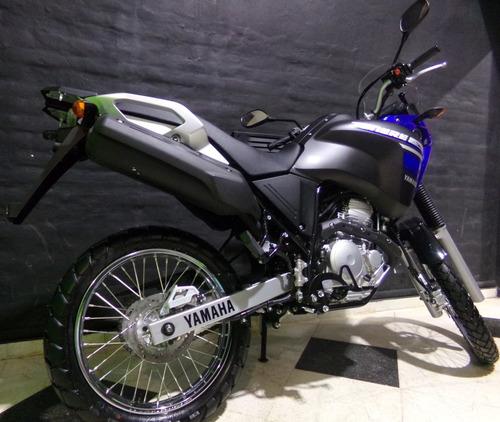motocicleta yamaha xtz 250z tenere 2019 0km azul