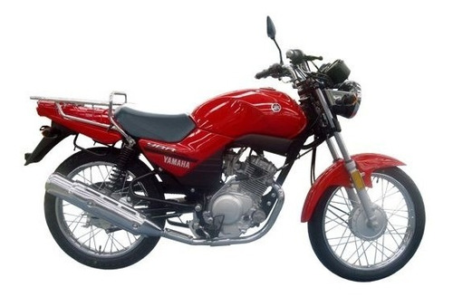 motocicleta yamaha ybr125 express 2020