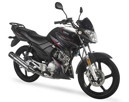 motocicleta yamaha ybrzr 125cc 2020