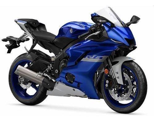 motocicleta yamaha yzf-r6 2020 unidad nueva