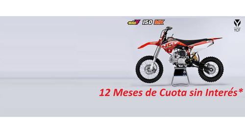 motocicleta ycf bigy 150 mxe std 2019 12 meses sin intereses