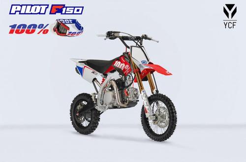motocicleta ycf pilot 150 limited 100% 12 meses sin interes