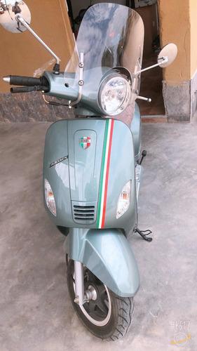 motocicleta zongshen milano casi nueva poco uso.