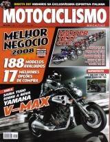 motociclismo 127 * v-max * bimota db7 * shadow 750 * ybr 125