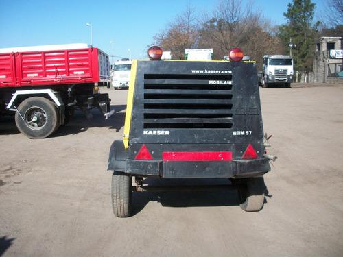 motocompresor kaeser mobiliar m57/15