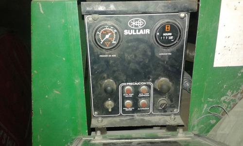 motocompresor sulliar 185 q con 2  martillos