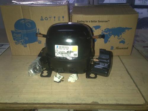 motocompresor tecumseh 1/5 hp (r12) 220v comercial ae1360a