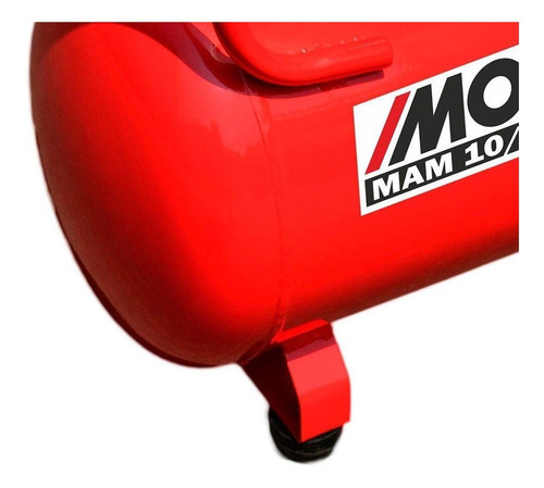 motocompressor 8,8 pés3/min 2,5hp 50 litros 110/220v motomil