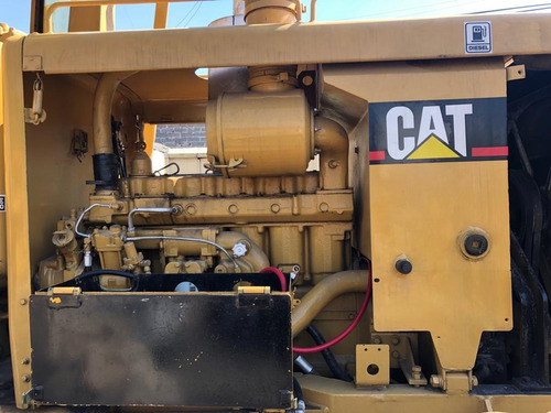 motoconformadora 12g caterpillar 12 cat ripper moto 12h