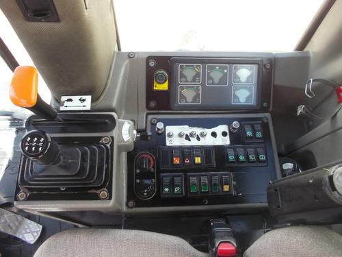 motoconformadora case 865 cabina clima , cat john deere