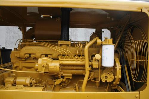 motoconformadora, cat, 120, *14k* 1977, como nueva