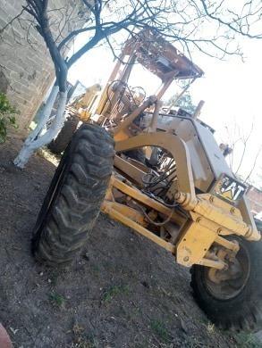 motoconformadora cat. 120g