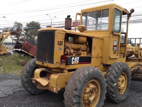 motoconformadora  caterpillar  120 serie  99e