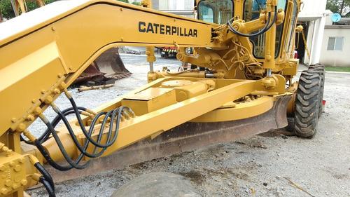 motoconformadora caterpillar 120g