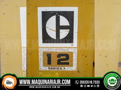 motoconformadora, caterpillar 12f, maquinaria pesada, venta