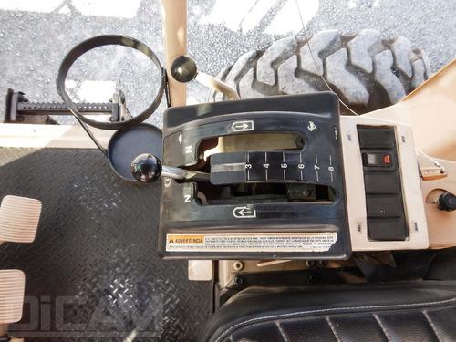 motoconformadora caterpillar 12h año 2004