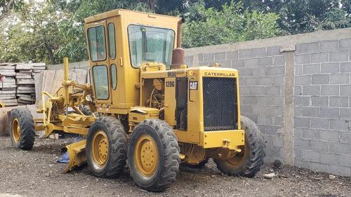 motoconformadora caterpillar modelo 120-g 1980