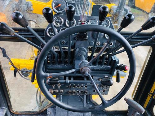 motoconformadora champion 740 caterpillar 140g