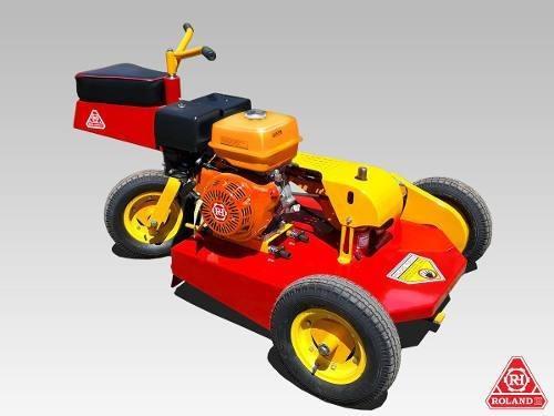 motocortadora de césped y malezas roland h001 std